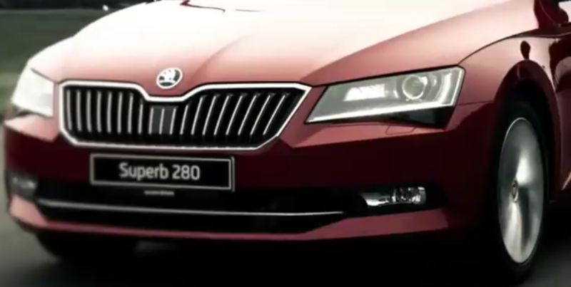 Turbocharged Czech Supercars : Large Family Car