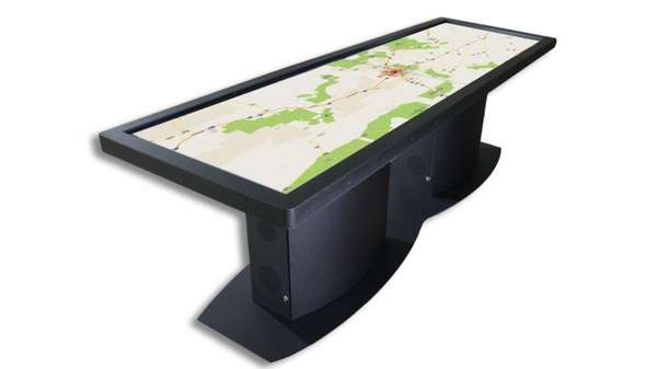Giant Touch Screen Surfaces