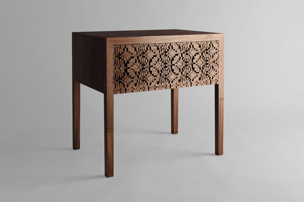 Contemporary Sculptural Cabinetry