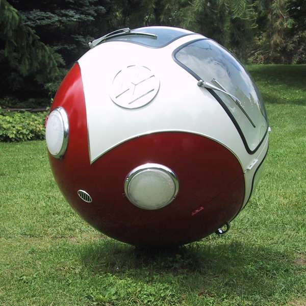 Pokemon-Inspired Spheres