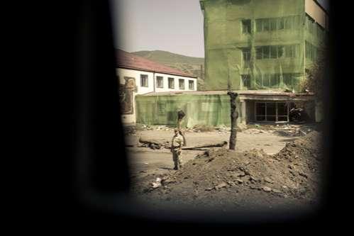 Window War Photography
