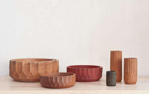 Utilitarian Wooden Dishware
