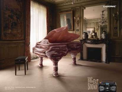 Porky Piano Campaigns
