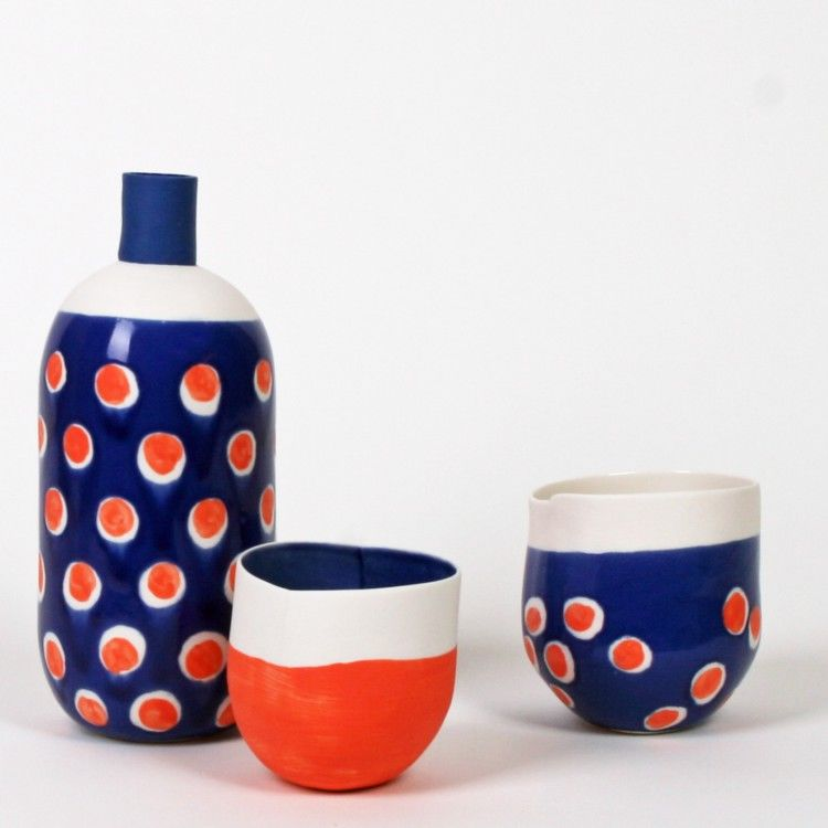 Mismatched Ceramic Collections