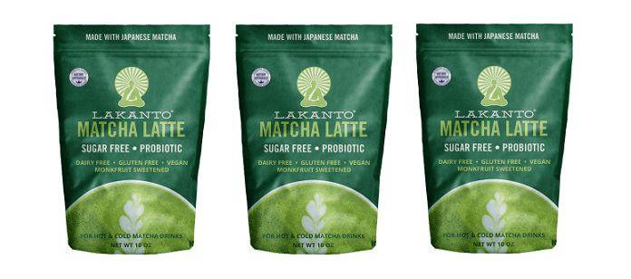 Probiotic Latte Powders