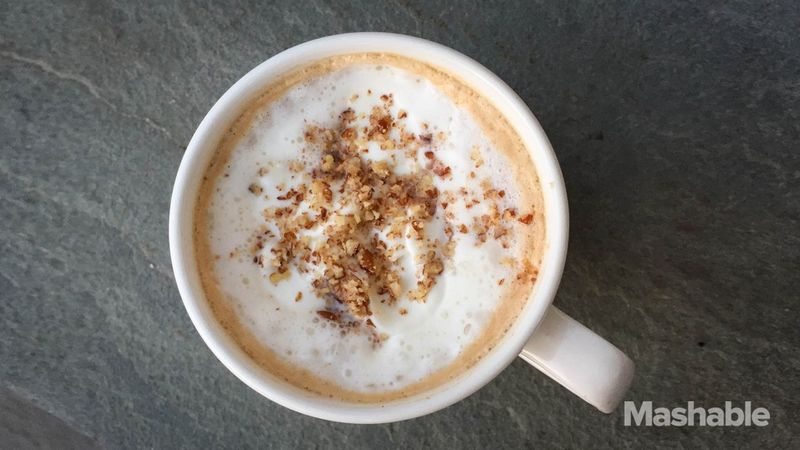 DIY Chestnut Lattes