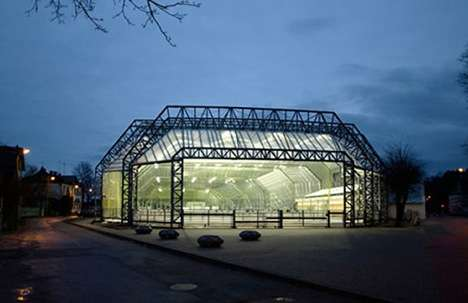 Superdomes for Students