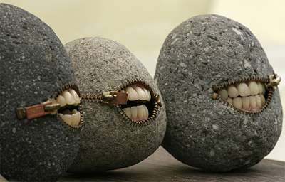 Laughing Rocks