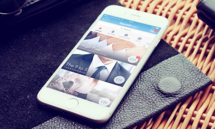 On-Demand Laundry Apps