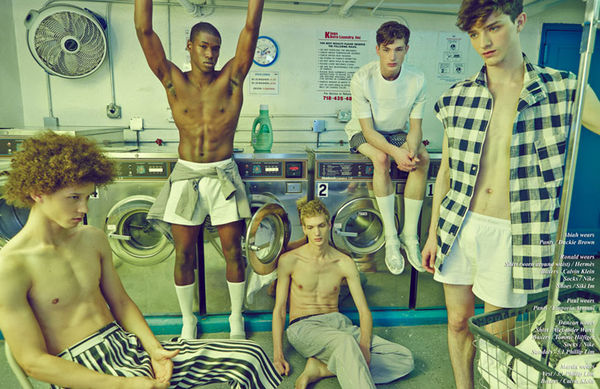 Laundry Day Editorials