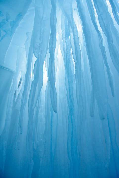 Ghostly Glacial Installations