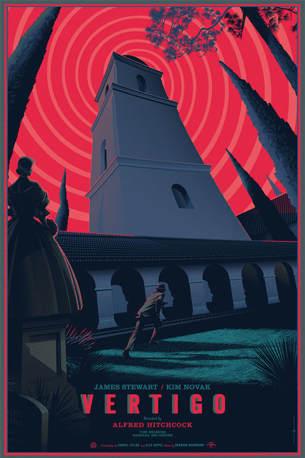 Classic Film-Themed Posters