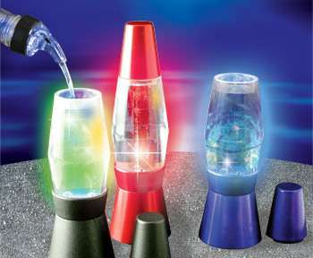 Lava Lamp Shots