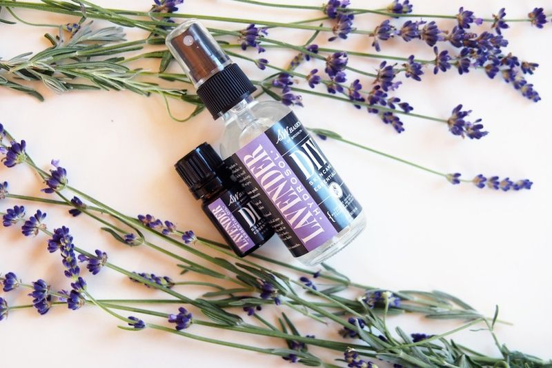 Lavender Facial Flower Waters