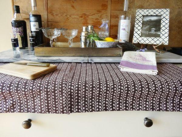 Luscious Lavender Martinis