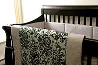 Chic Baby Bedding