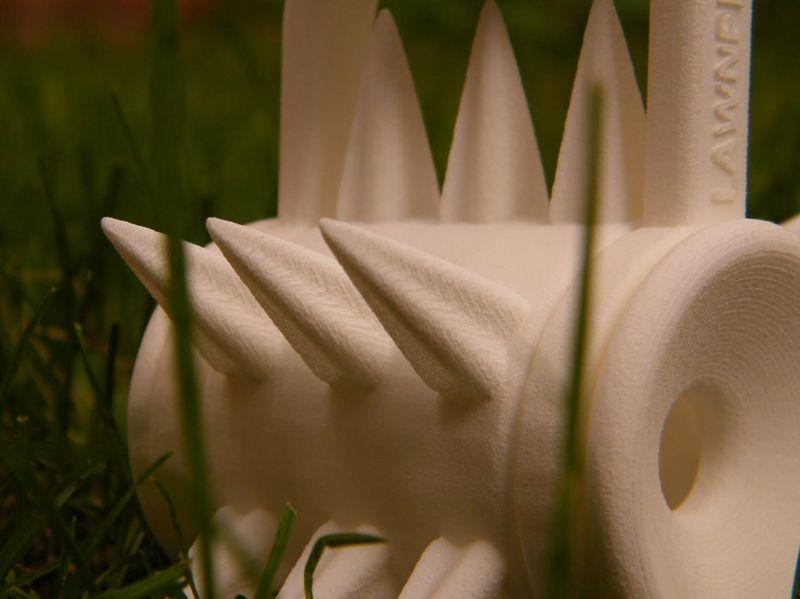3D-Printed Lawn Tools