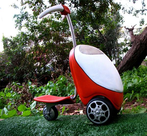 Hybrid Grass Cutters