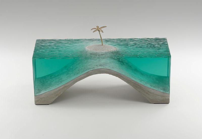 Layered Glass Art (UPDATE)