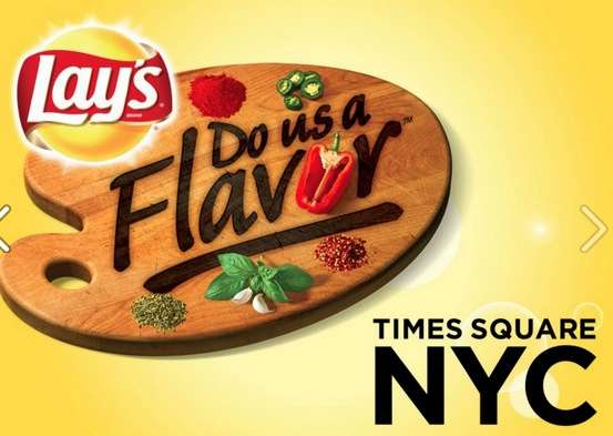 Lay's 'Do Us a Flavor'