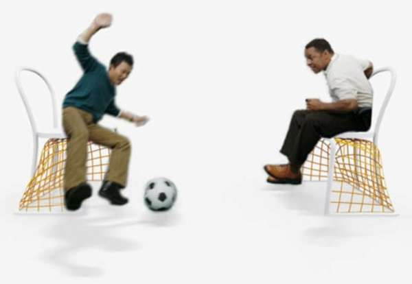 Sloth Soccer Seats