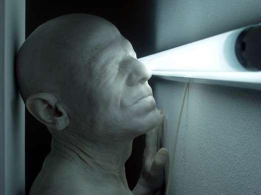 Lazy Luminescent Sculptures