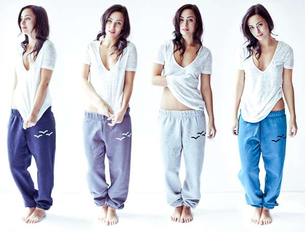 Casual-Chic Sweatpants