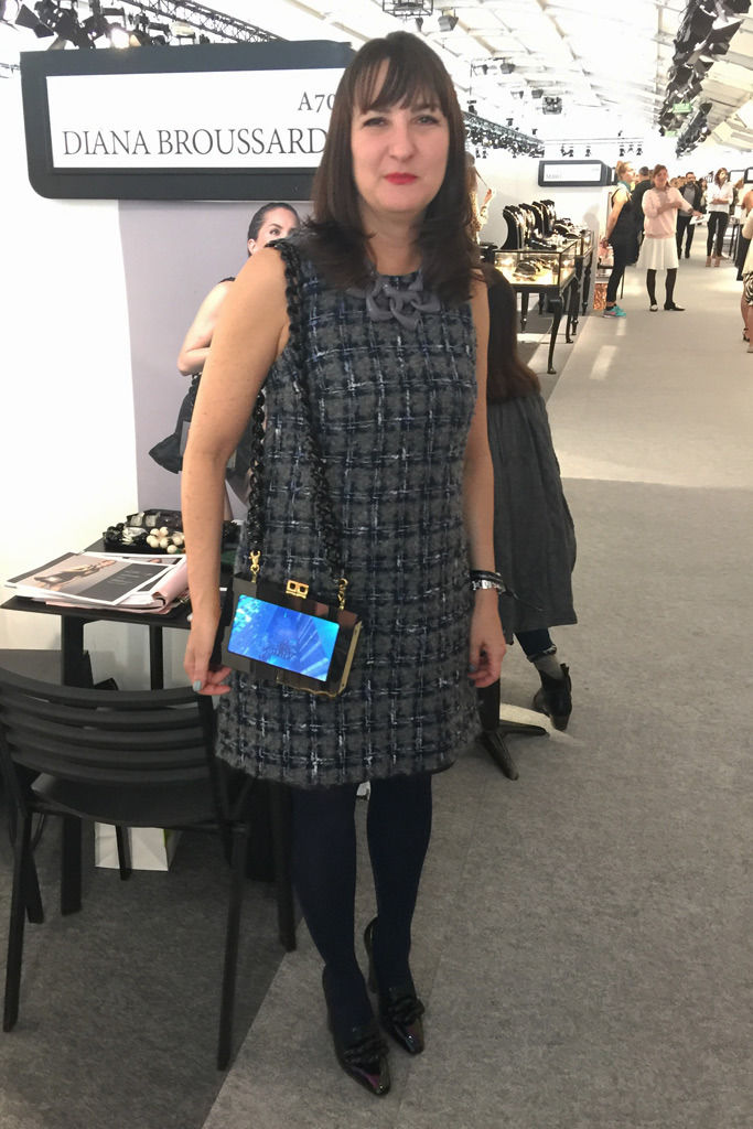Video-Equipped Handbags
