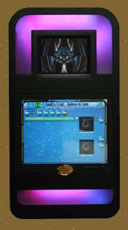 Touchscreen Jukeboxes Dual Screen Intellitunes