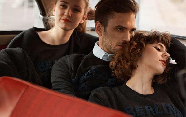 Francophile Hipster Streetwear
