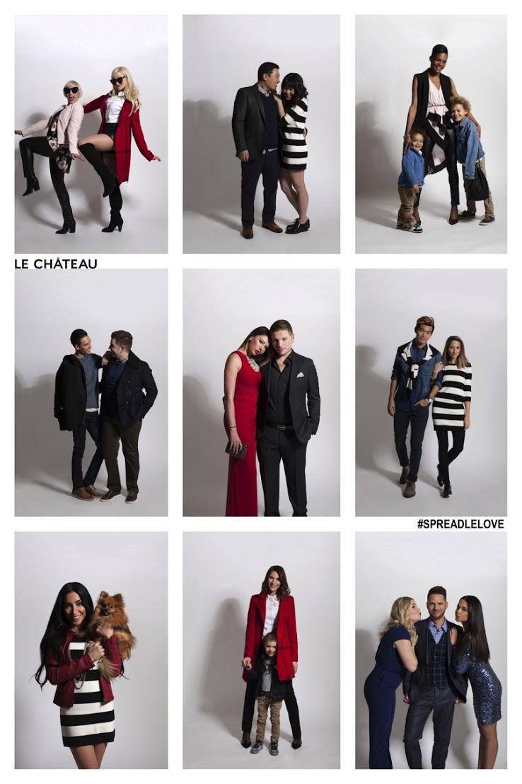 Love-Spreading Fashion Campaigns