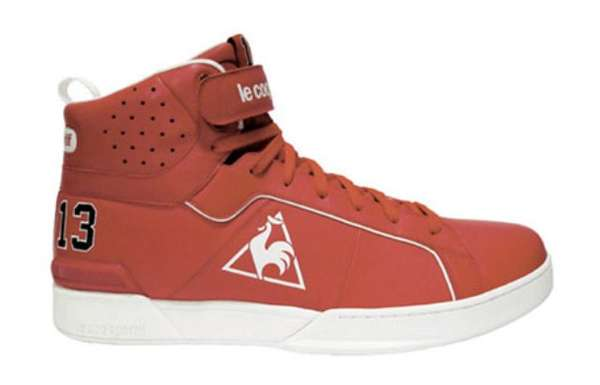 Red Rooster High-Tops