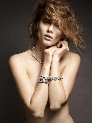 Suggestive Jewelry Editorials