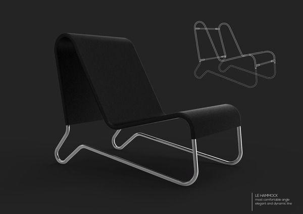 Hammock-Inspired Seating