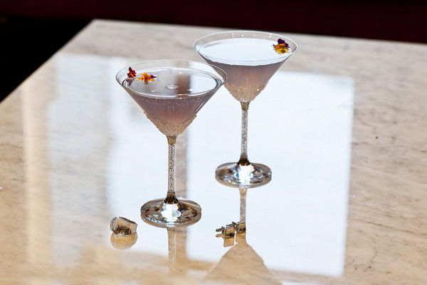 $1,000 Couture Cocktails