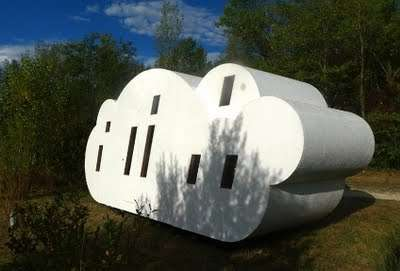 Cloud-Shaped Cabins