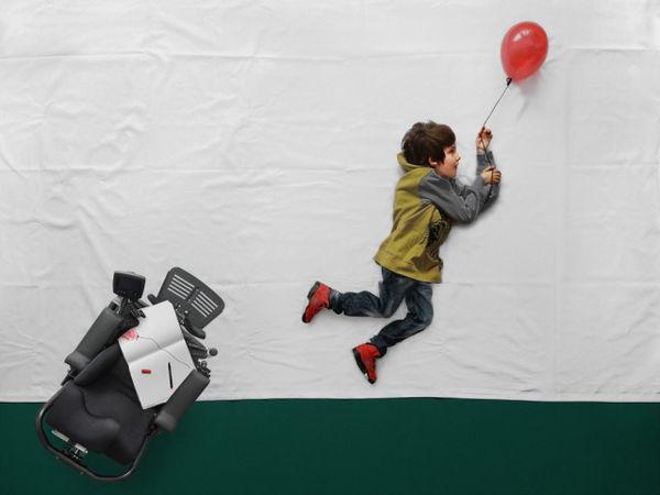 Therapeutic Child Photos