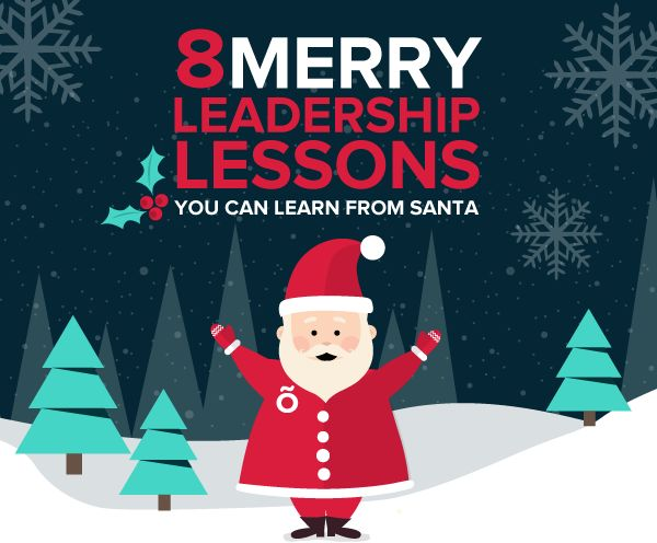 Christmassy Leadership Tips
