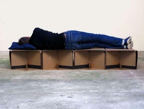 Cardboard Bed Sets