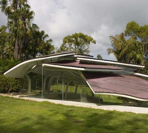 Arboreal architecture organic architecture at its best in for Best architecture house design