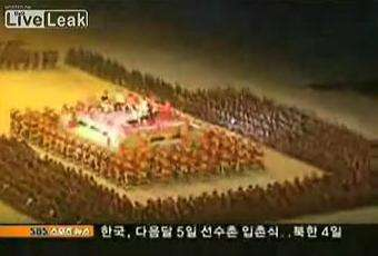 Leaked Olympic Opening Ceremony