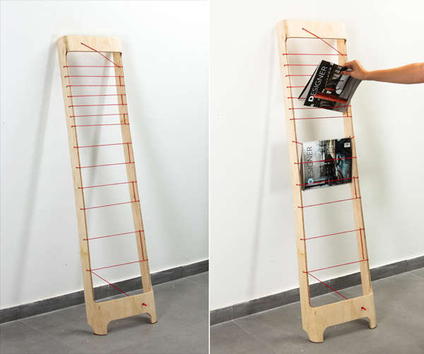Minimalistic Balancing Furniture