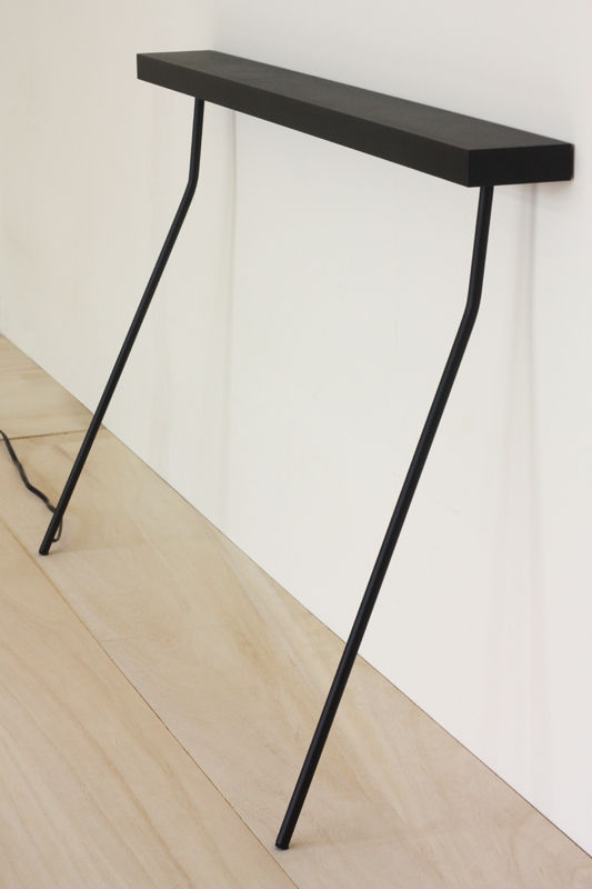 Supported Two-Legged Lamps