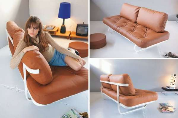 Mod Buttoned Seating