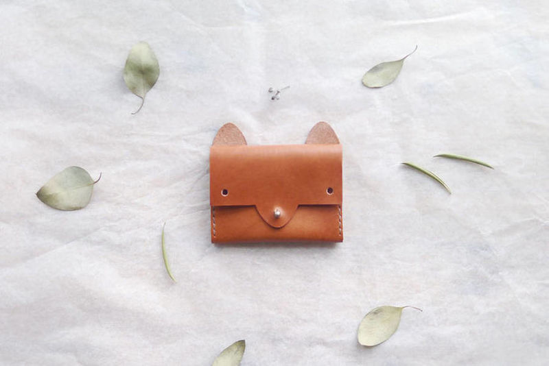 Cute Critter Wallets