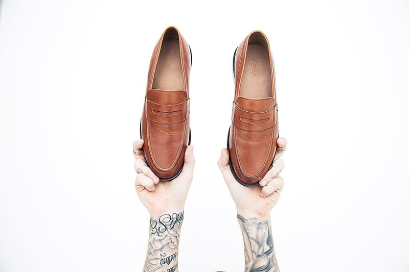 Affordable Leather Dress Shoes