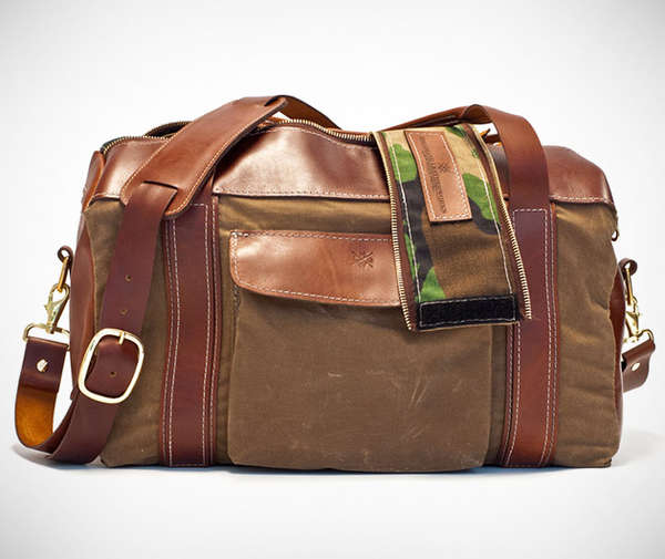 Rugged Smuggler Duffels