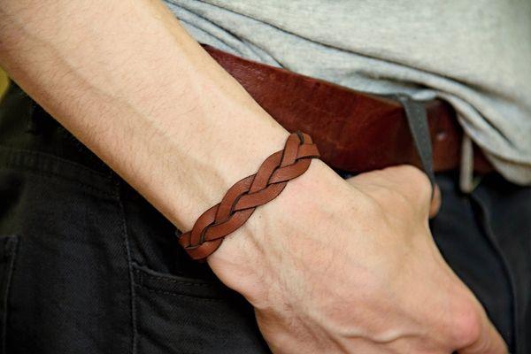 Laser-Cut Leather Goods
