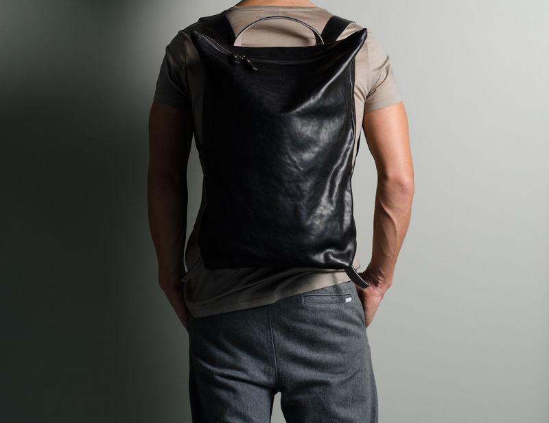 Weight-Balancing Backpacks