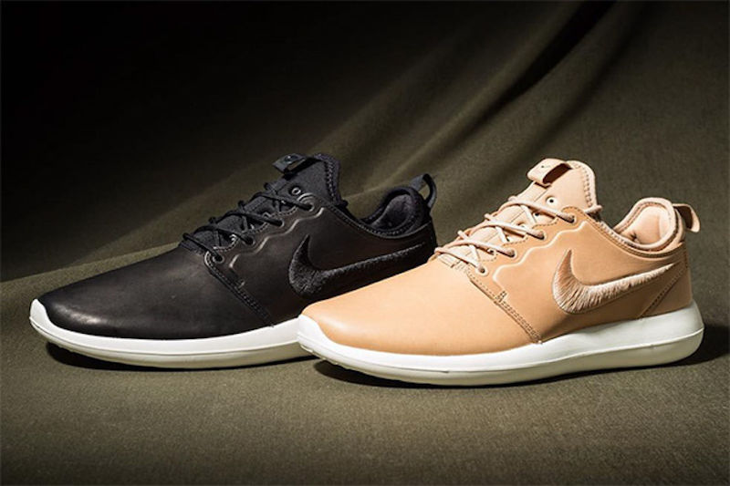 Sleek Leather Shoes
